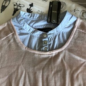 NWT Mango long sleeve